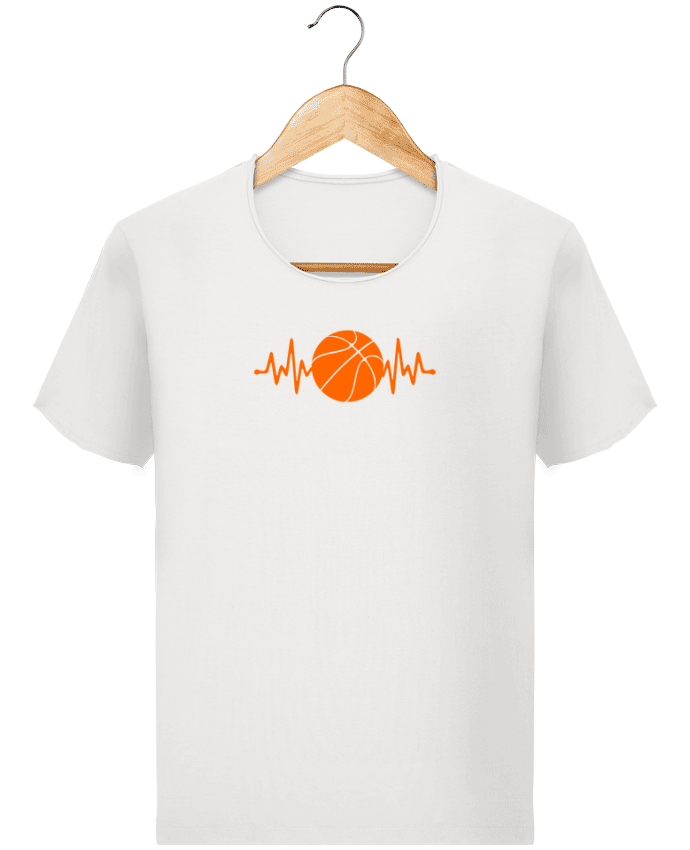 T-shirt Homme Stanley Imagines Vintage Ball is life par Original t-shirt