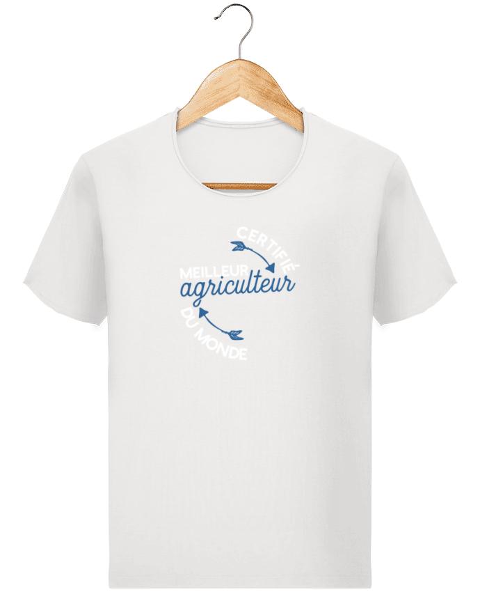 T-shirt Homme Stanley Imagines Vintage Meilleur agriculteur du monde par Original t-shirt