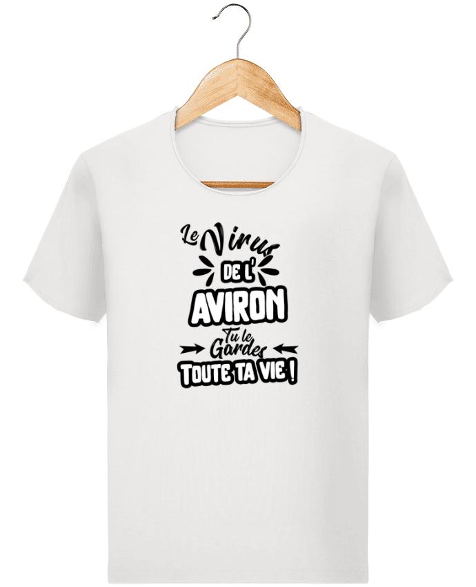 T-shirt Homme Stanley Imagines Vintage Virus de l'Aviron par Original t-shirt