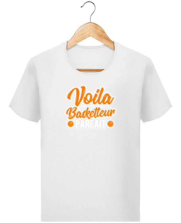 T-shirt Homme Stanley Imagines Vintage Basketteur parfait par Original t-shirt