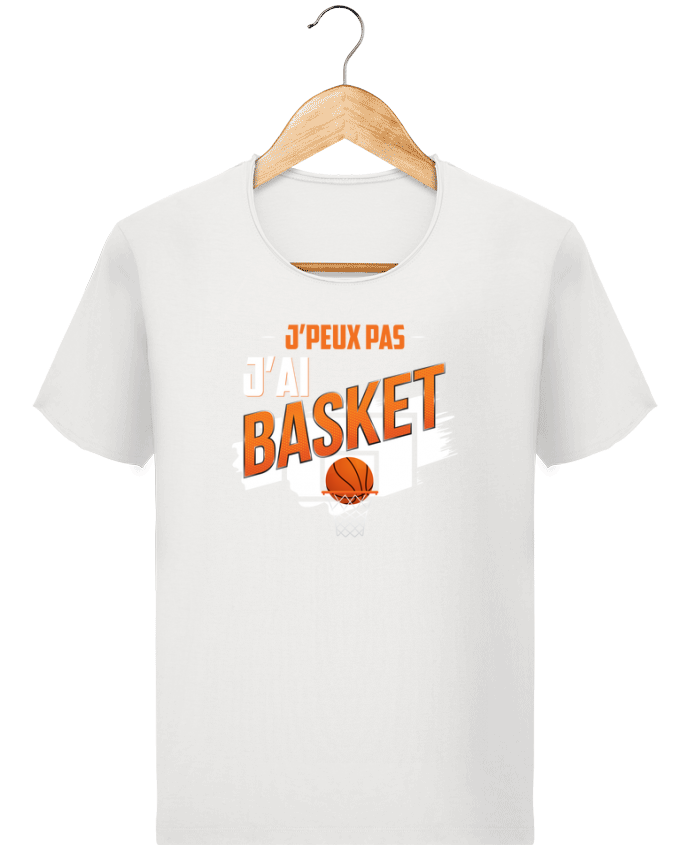 T-shirt Homme Stanley Imagines Vintage J'peux pas j'ai basket par Original t-shirt