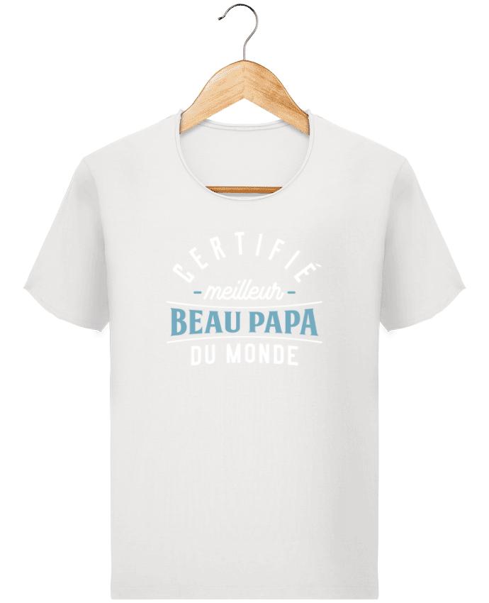 T-shirt Homme Stanley Imagines Vintage Meilleur beau papa par Original t-shirt