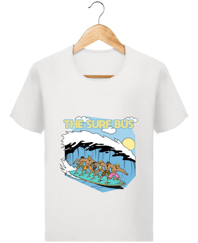 T-shirt Homme Stanley Imagines Vintage The Surf Bus par Tomi Ax - tomiax.fr