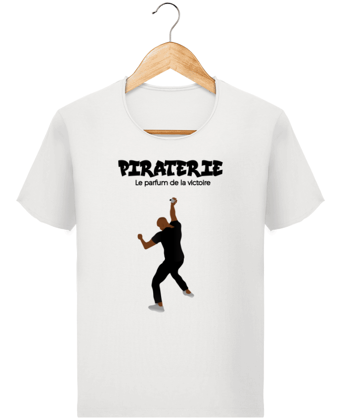 T-shirt Homme Stanley Imagines Vintage Booba vs Kaaris parfum par tunetoo