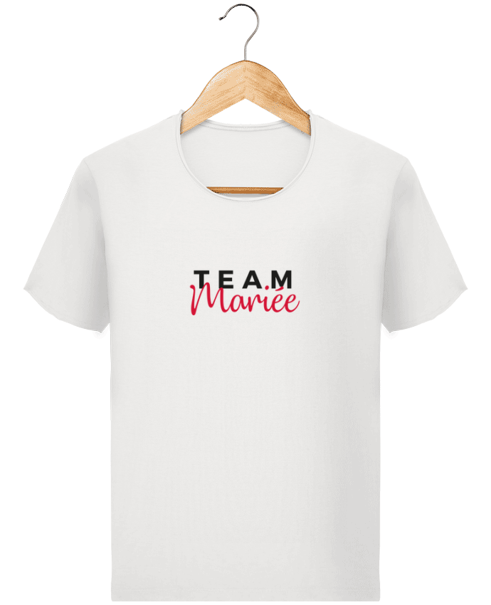T-shirt Homme Stanley Imagines Vintage Team Mariée par Nana