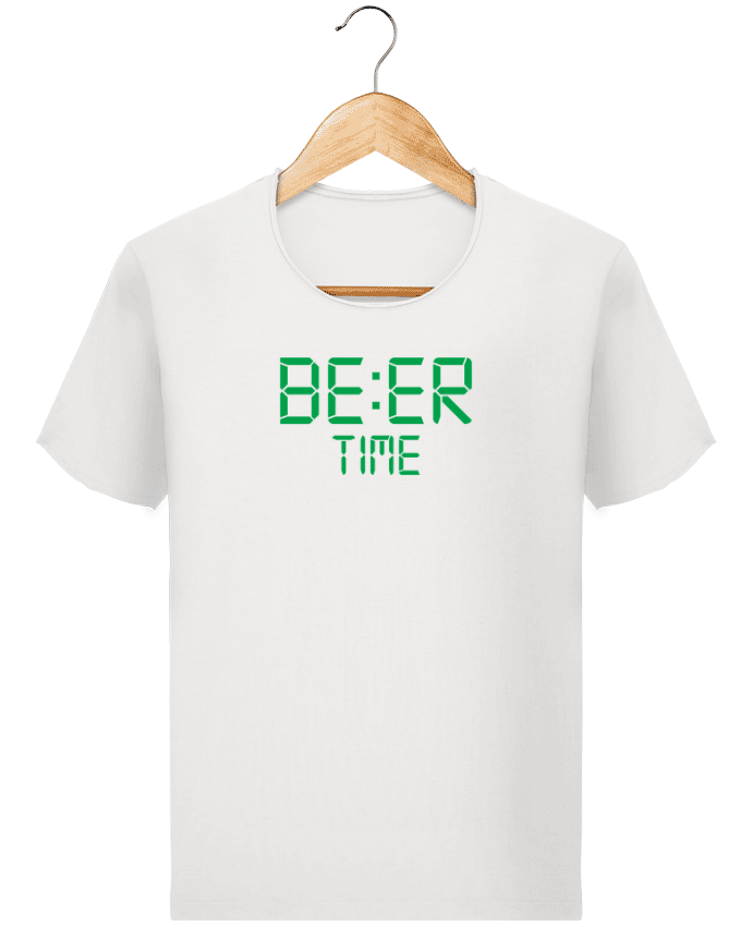 T-shirt Homme Stanley Imagines Vintage Beer time par tunetoo