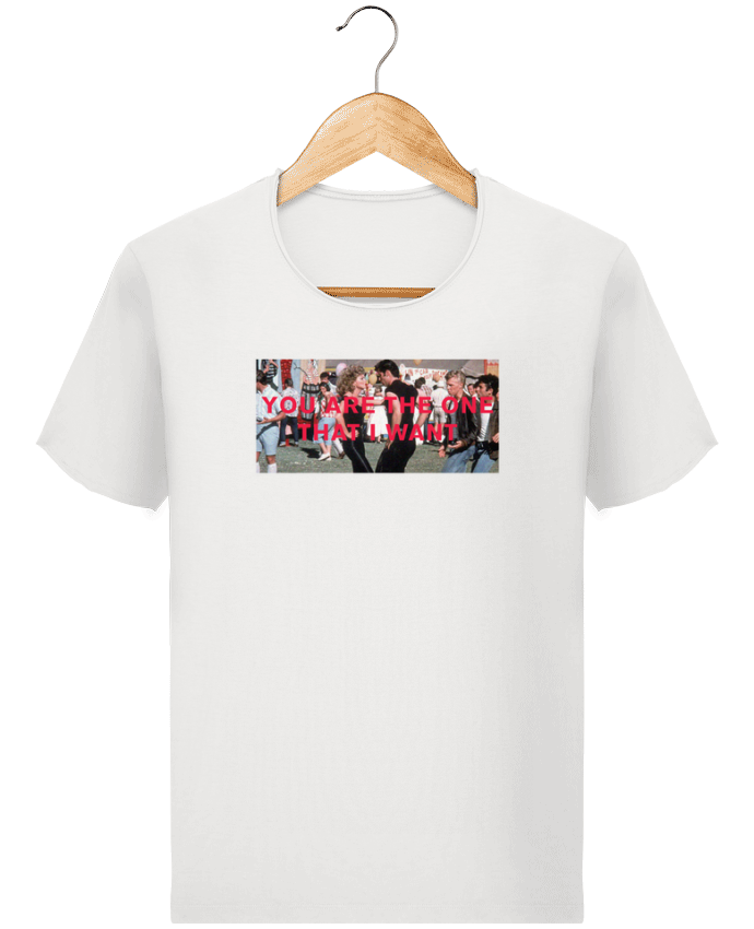 T-shirt Homme Stanley Imagines Vintage Grease - You are the one par tunetoo