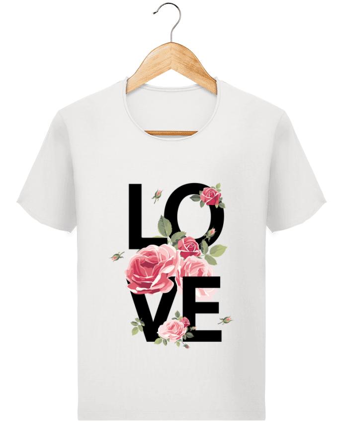 T-shirt Homme Stanley Imagines Vintage Love par Jacflow