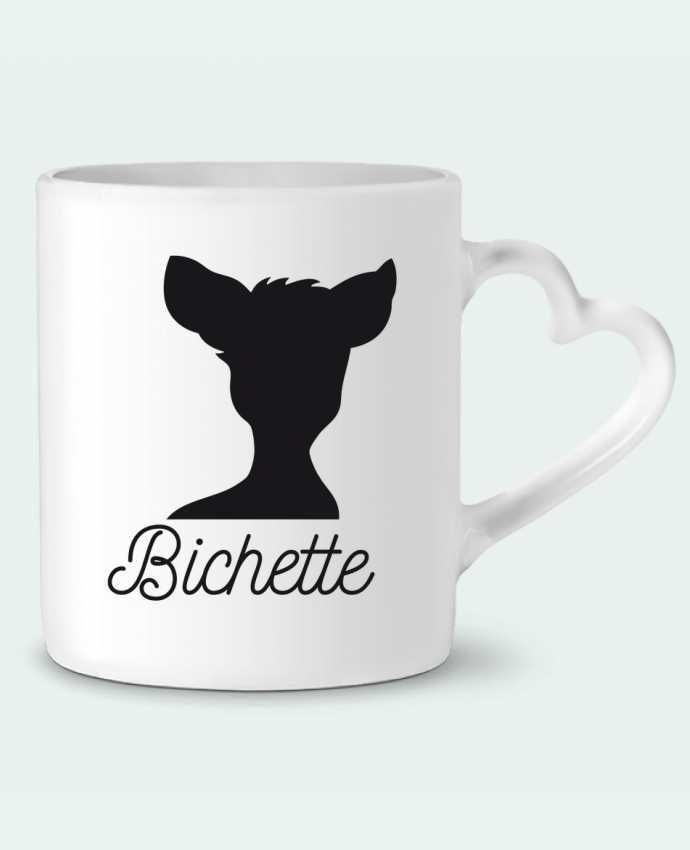 Mug Coeur Bichette par FRENCHUP-MAYO