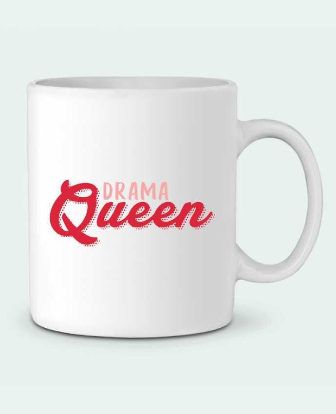 Mug en Céramique Drama Queen par tunetoo