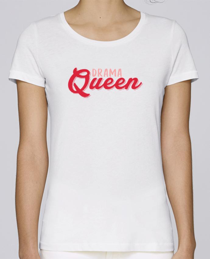 T-shirt Femme Stella Loves Drama Queen par tunetoo