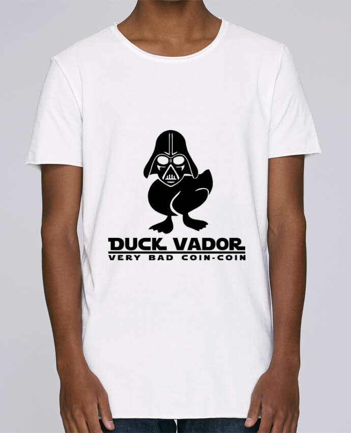 T-shirt Homme Oversized Stanley Skates Duck Vador par Fnoul
