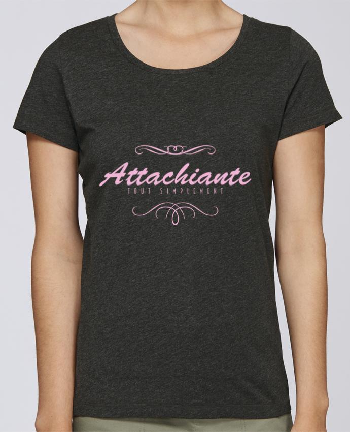 T-shirt Femme Stella Loves Attachiante par PTIT MYTHO