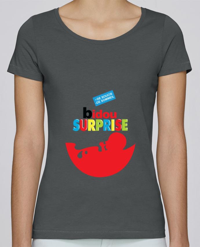T-shirt Femme Stella Loves BIDOU SURPRISE par PTIT MYTHO