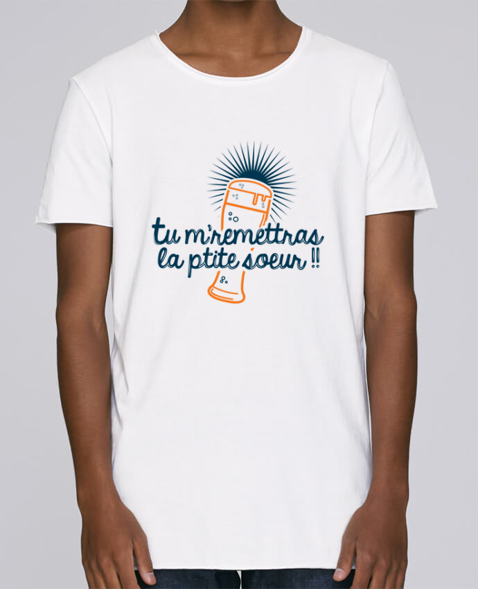 T-shirt Homme Oversized Stanley Skates La ptite soeur par PTIT MYTHO