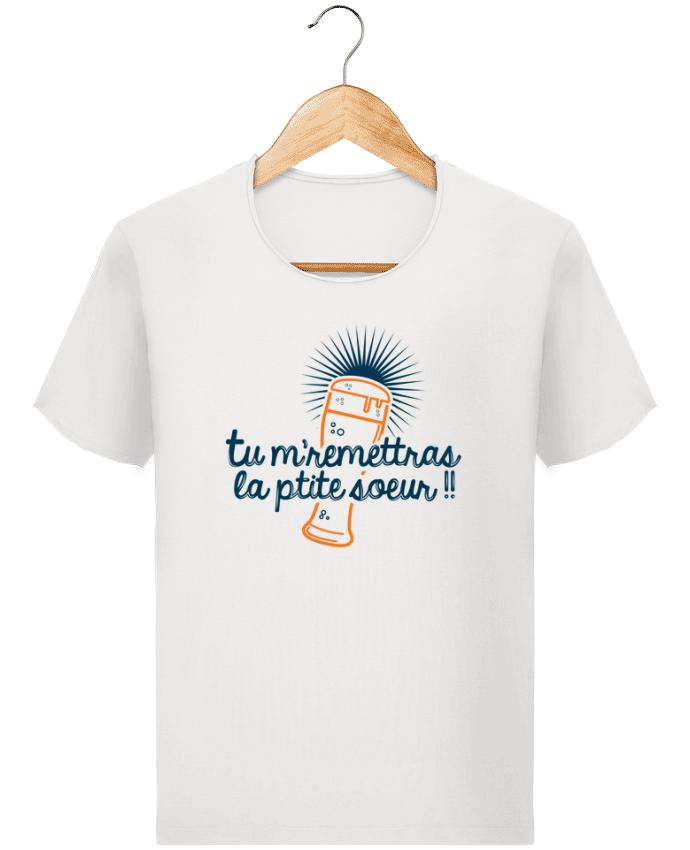T-shirt Homme Stanley Imagines Vintage La ptite soeur par PTIT MYTHO