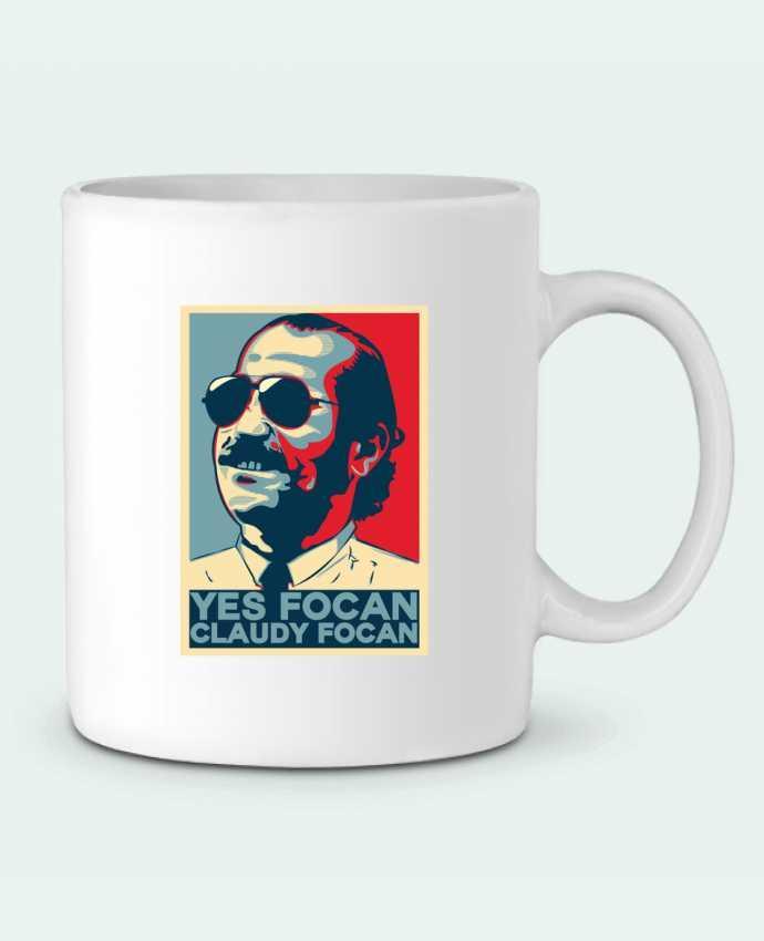 Mug en Céramique Yes Focan par PTIT MYTHO