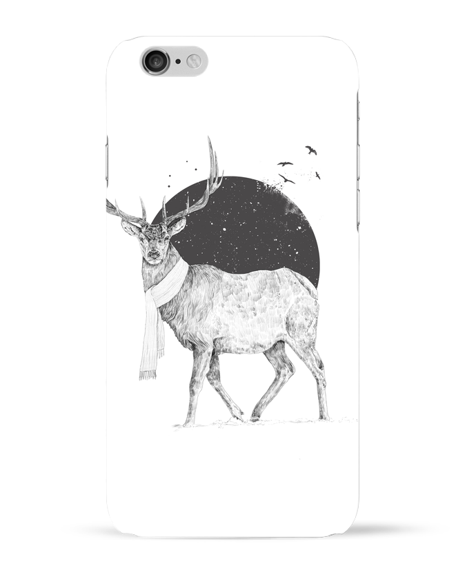 Coque 3D Iphone 6 Winter is all around par Balàzs Solti