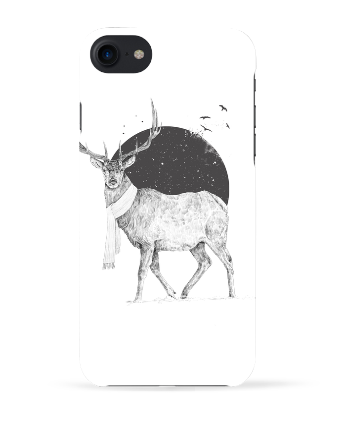 Coque 3D Iphone 7 Winter is all around de Balàzs Solti
