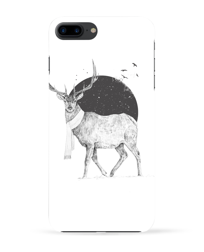 Coque 3D Iphone 7+ Winter is all around par Balàzs Solti