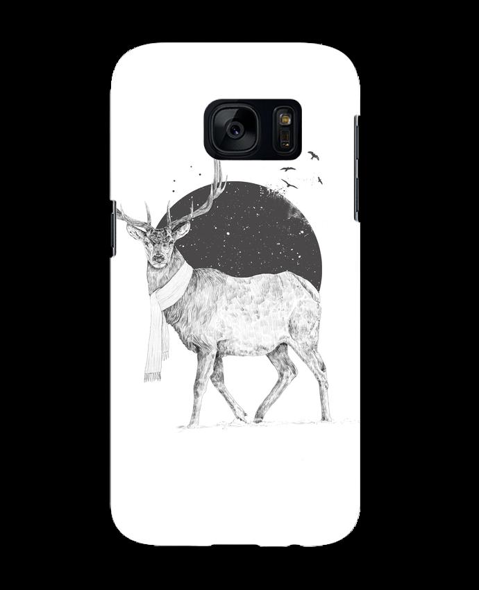 Coque 3D Samsung Galaxy S7 Winter is all around par Balàzs Solti