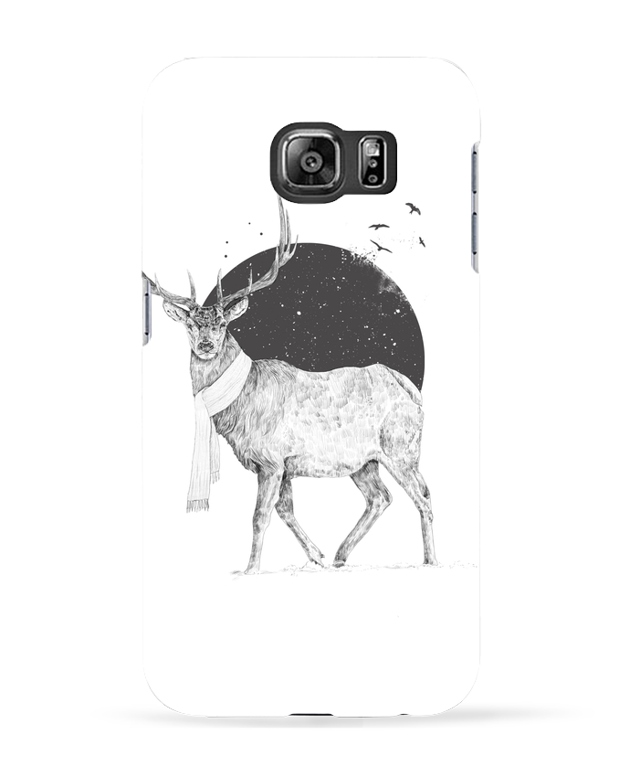 Coque 3D Samsung Galaxy S6 Winter is all around - Balàzs Solti