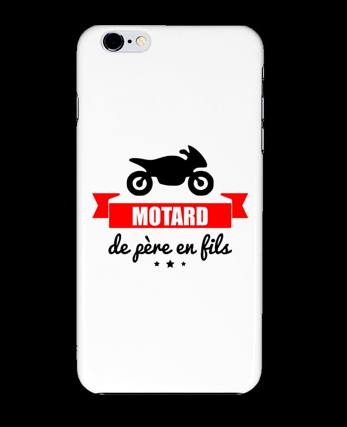 COQUE Iphone 6 | Motard de père en fils, moto, motard de Benichan