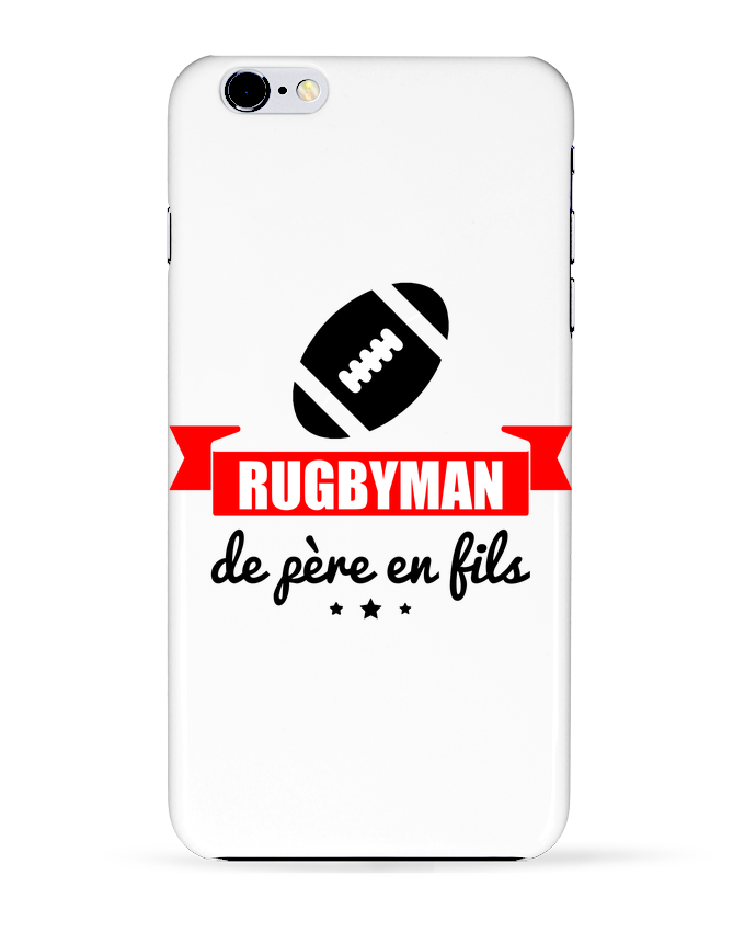 coque de rugby iphone 6