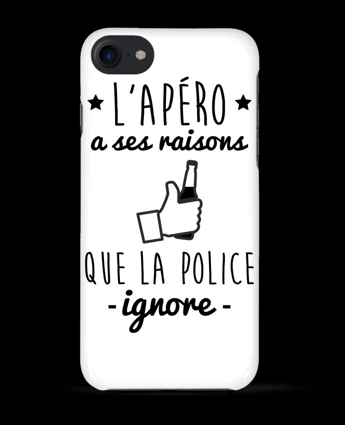 coque iphone 7 police