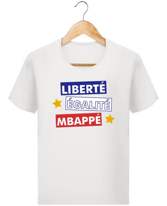 T-shirt Homme vintage Equipe de France MBappé par tunetoo