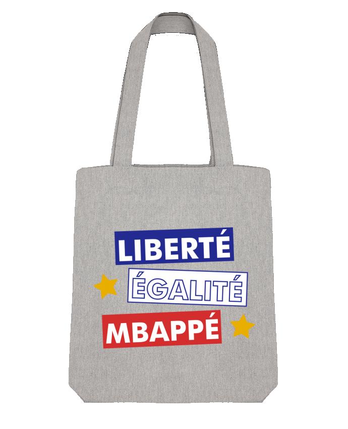 Tote Bag Stanley Stella Equipe de France MBappé par tunetoo