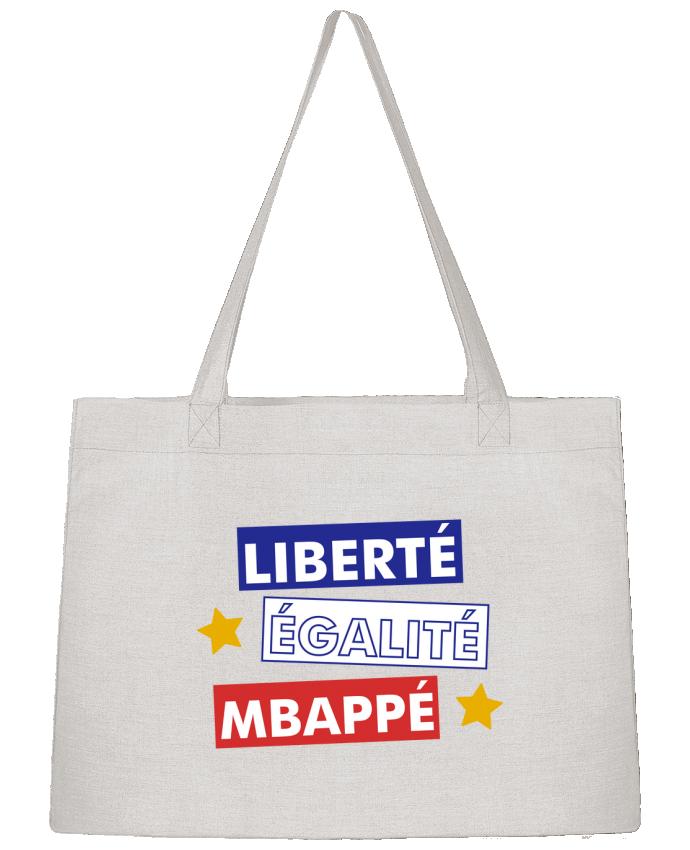 Sac Shopping Equipe de France MBappé par tunetoo