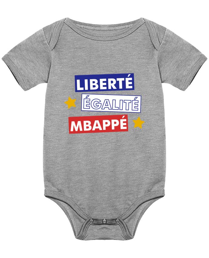 Body Bébé Equipe de France MBappé par tunetoo ed5296a4d96