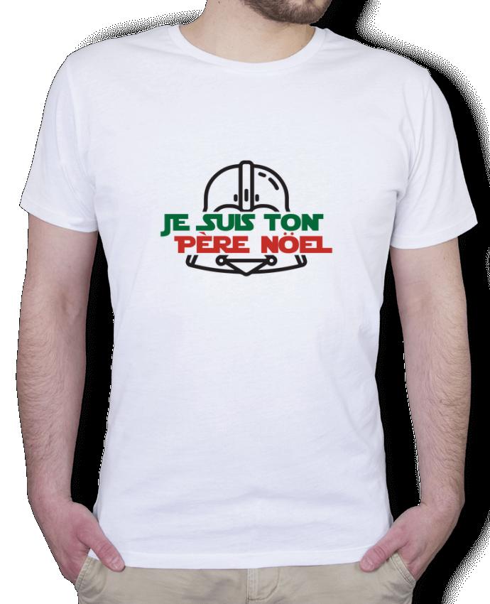 T-Shirt Homme Stanley Hips Je suis ton père noël par tunetoo
