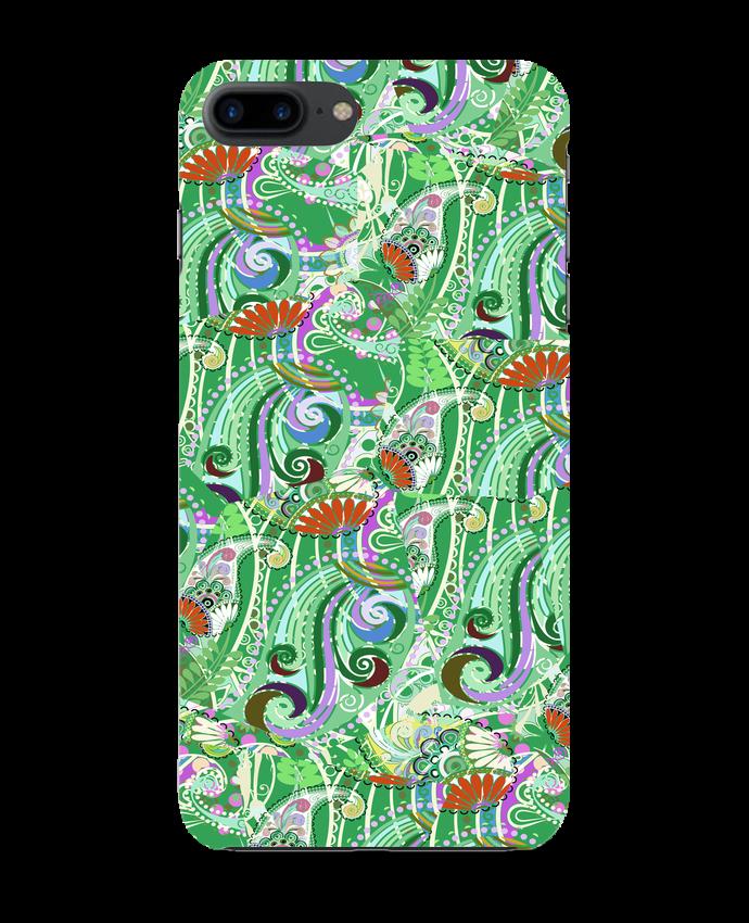 Coque 3D Iphone 7+ Paisley Mix 5 par L'Homme Sandwich