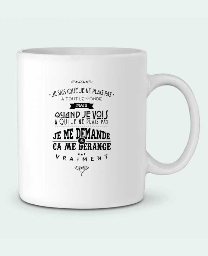 Mug en Céramique CITATIONS DIKKENEK par PTIT MYTHO