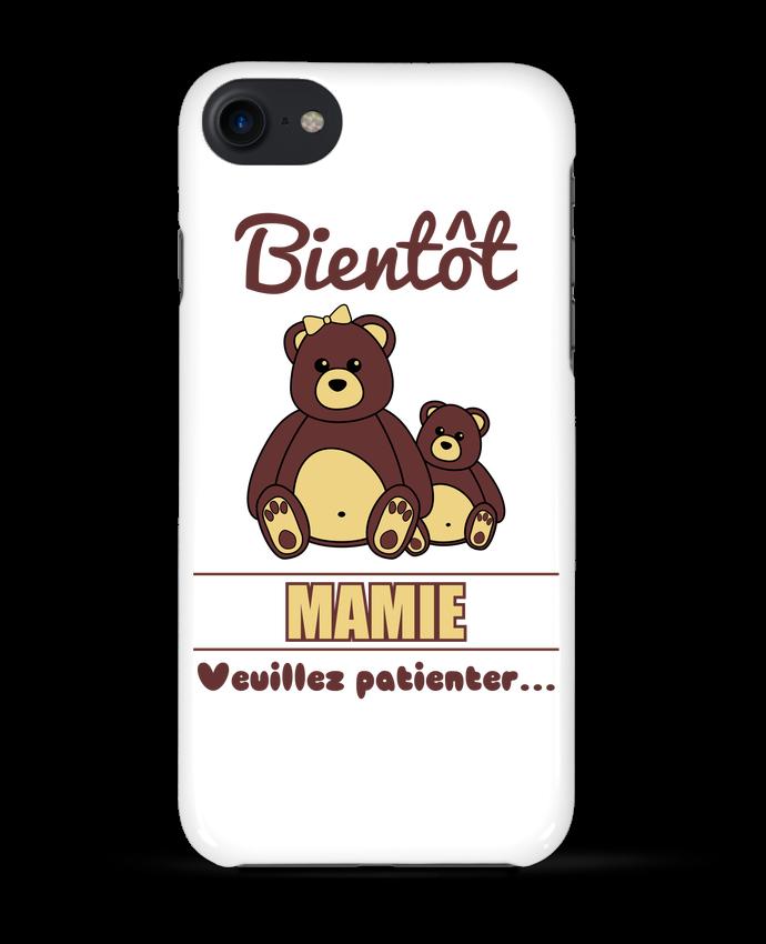 coque iphone 7 mamie