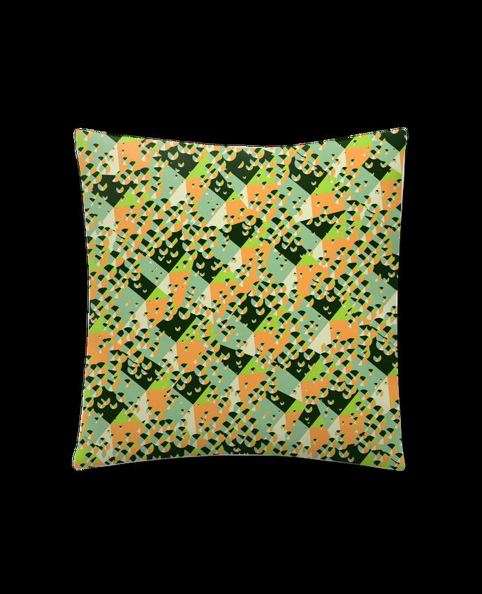Coussin Synthétique Doux 41 x 41 cm New 50's par L'Homme Sandwich