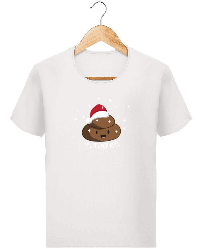 T-shirt Homme Stanley Imagines Vintage Petit caca noël par tunetoo