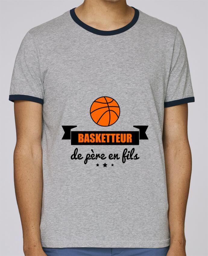 Basket ball T-shirt hommes t-shirt 100/% Coton T-Shirt