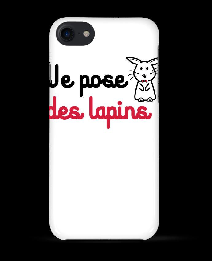 coque iphone 7 pose