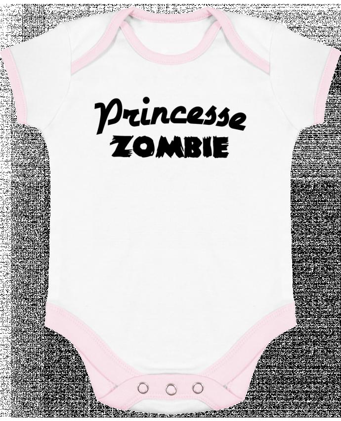 Body Bébé Contrasté Princesse Zombie par L'Homme Sandwich