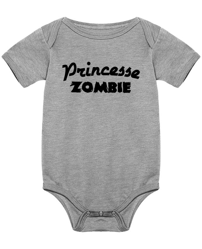 Body Bébé Princesse Zombie par L'Homme Sandwich