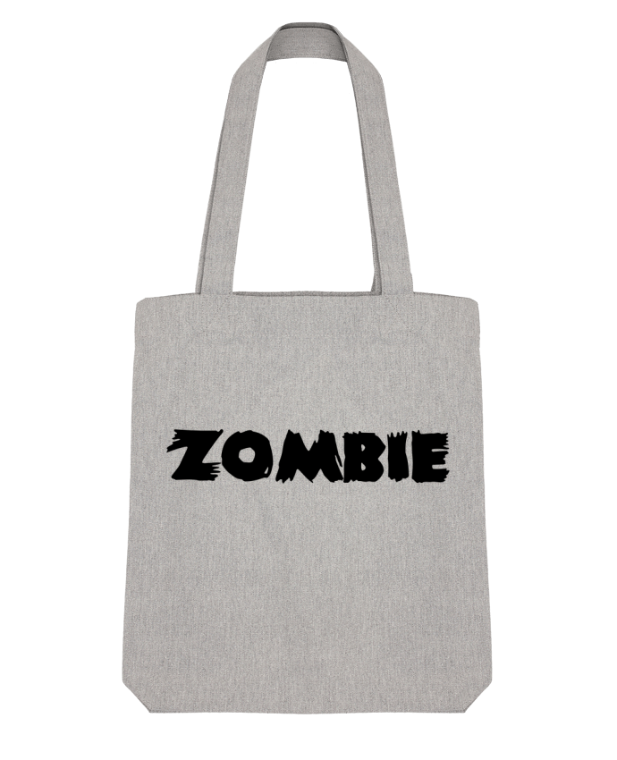 Tote Bag Stanley Stella Zombie par L'Homme Sandwich