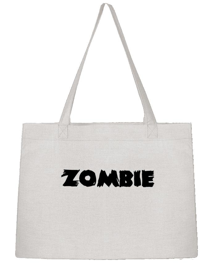 Sac Cabas Shopping Stanley Stella Zombie par L'Homme Sandwich
