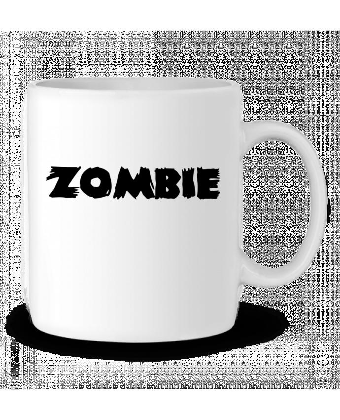 Mug en Céramique Zombie par L'Homme Sandwich