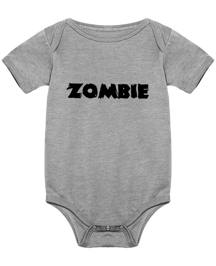 Body Bébé Zombie par L'Homme Sandwich