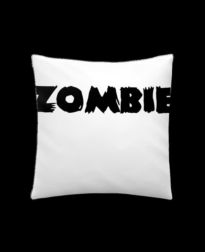 Coussin Synthétique Doux 41 x 41 cm Zombie par L'Homme Sandwich