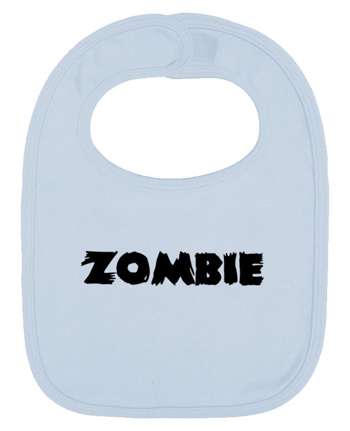 Bavoir Uni et Contrasté Zombie par L'Homme Sandwich