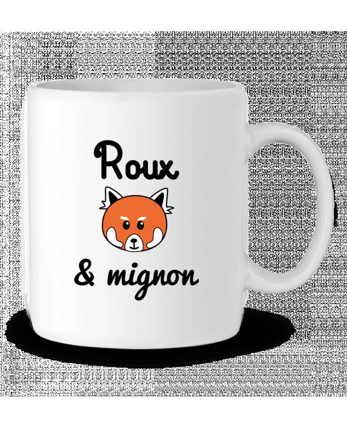 Mug en Céramique Roux & Mignon, Panda roux par Benichan